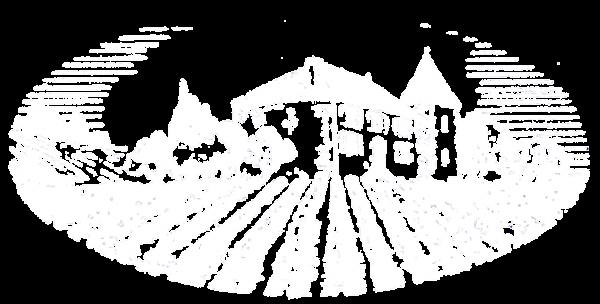 embleme logo chateau larquey lie vin bordeaux caudrot
