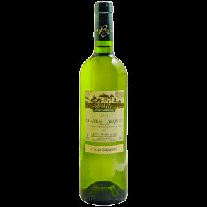 Cuvee Selection Bordeaux Blanc sec Chateau Larquey Caudrot France
