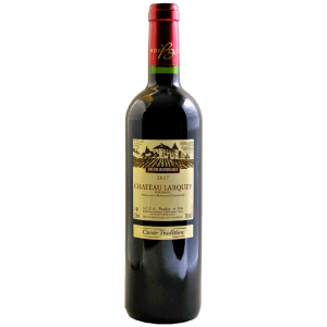 Cuvee tradition Bordeaux rouge Chateau Larquey Caudrot France