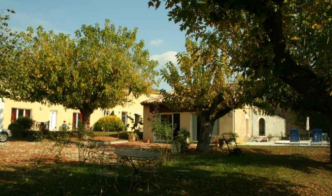 Domaine viticole chateau larquey caudrot